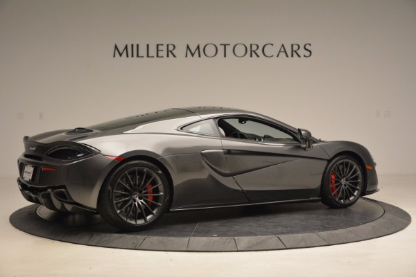 New 2017 McLaren 570GT for sale Sold at Bugatti of Greenwich in Greenwich CT 06830 8