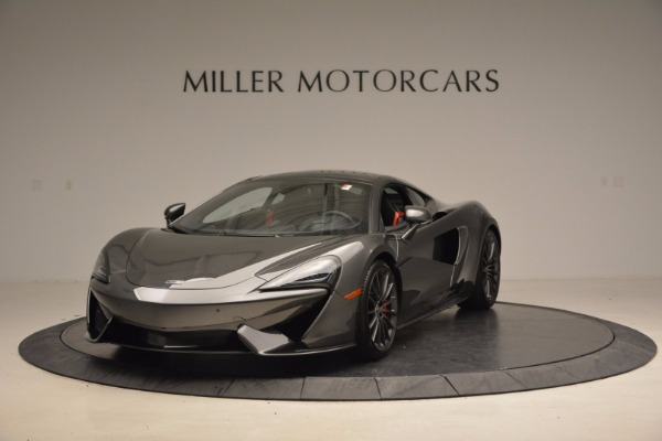 New 2017 McLaren 570GT for sale Sold at Bugatti of Greenwich in Greenwich CT 06830 1
