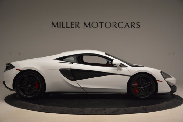 Used 2017 McLaren 570S for sale Sold at Bugatti of Greenwich in Greenwich CT 06830 9