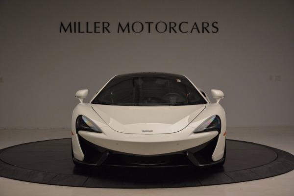 Used 2017 McLaren 570GT for sale Sold at Bugatti of Greenwich in Greenwich CT 06830 21