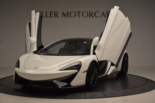 Used 2017 McLaren 570GT for sale Sold at Bugatti of Greenwich in Greenwich CT 06830 23