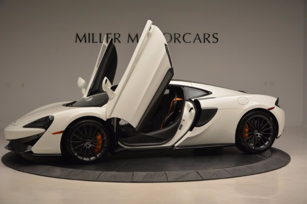 Used 2017 McLaren 570GT for sale Sold at Bugatti of Greenwich in Greenwich CT 06830 24