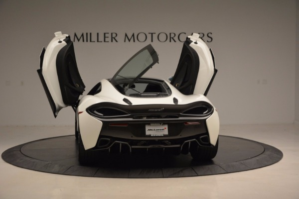 Used 2017 McLaren 570GT for sale Sold at Bugatti of Greenwich in Greenwich CT 06830 25