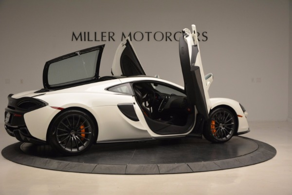 Used 2017 McLaren 570GT for sale Sold at Bugatti of Greenwich in Greenwich CT 06830 26
