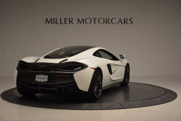 Used 2017 McLaren 570GT for sale Sold at Bugatti of Greenwich in Greenwich CT 06830 7