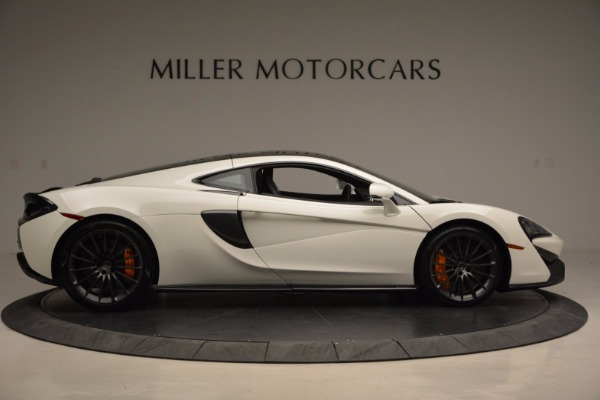 Used 2017 McLaren 570GT for sale Sold at Bugatti of Greenwich in Greenwich CT 06830 9