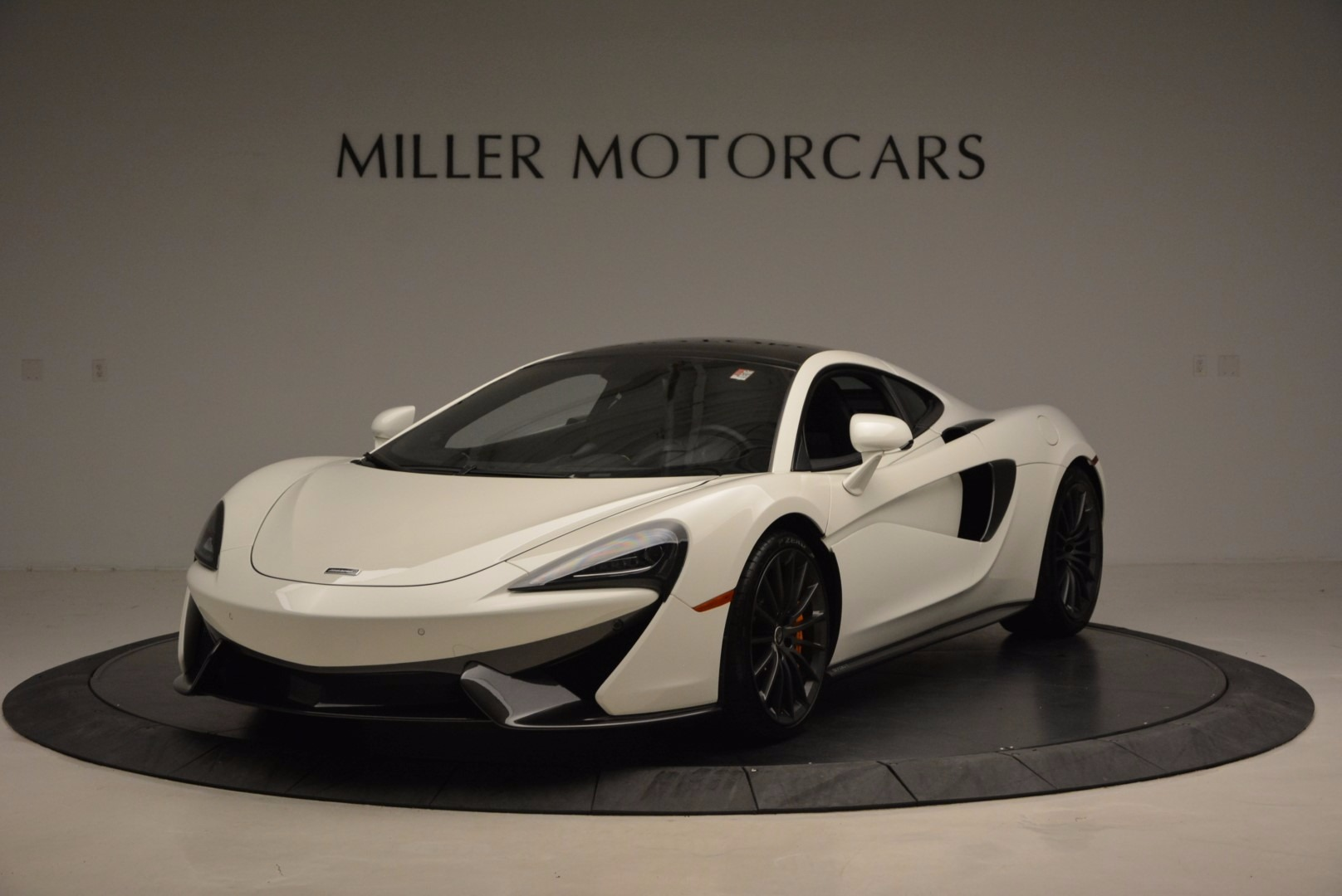 Used 2017 McLaren 570GT for sale Sold at Bugatti of Greenwich in Greenwich CT 06830 1