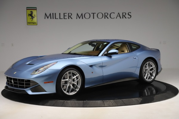 Used 2015 Ferrari F12 Berlinetta for sale Sold at Bugatti of Greenwich in Greenwich CT 06830 2