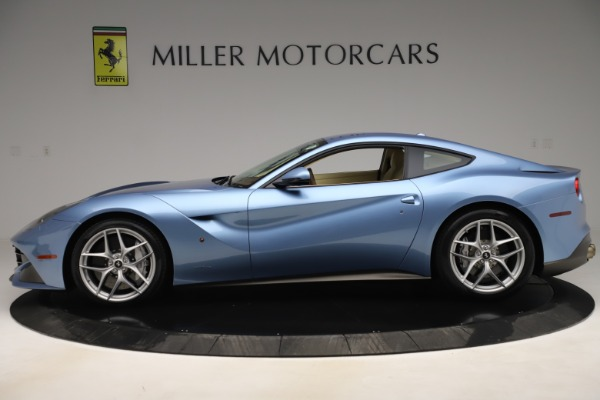 Used 2015 Ferrari F12 Berlinetta for sale Sold at Bugatti of Greenwich in Greenwich CT 06830 3
