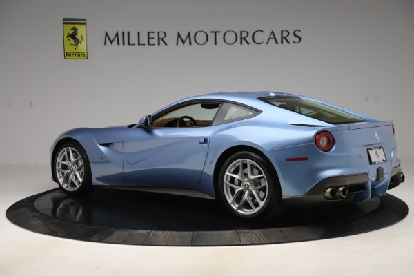 Used 2015 Ferrari F12 Berlinetta for sale Sold at Bugatti of Greenwich in Greenwich CT 06830 4