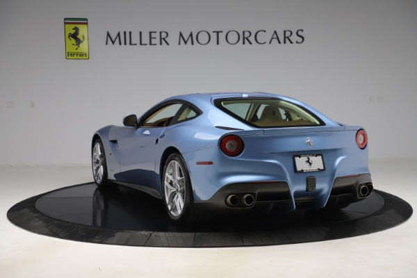 Used 2015 Ferrari F12 Berlinetta for sale Sold at Bugatti of Greenwich in Greenwich CT 06830 5