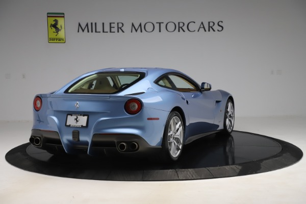 Used 2015 Ferrari F12 Berlinetta for sale Sold at Bugatti of Greenwich in Greenwich CT 06830 7