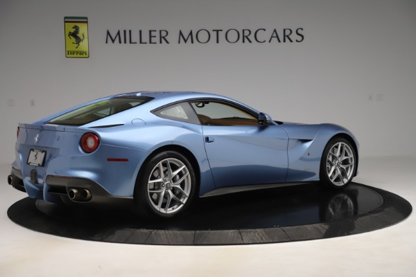 Used 2015 Ferrari F12 Berlinetta for sale Sold at Bugatti of Greenwich in Greenwich CT 06830 8