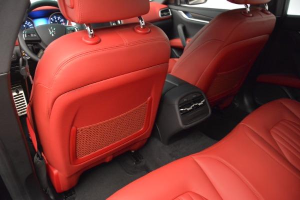 Used 2014 Maserati Ghibli S Q4 for sale Sold at Bugatti of Greenwich in Greenwich CT 06830 17
