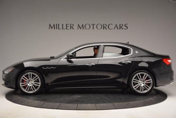 Used 2014 Maserati Ghibli S Q4 for sale Sold at Bugatti of Greenwich in Greenwich CT 06830 3
