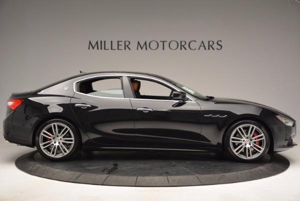 Used 2014 Maserati Ghibli S Q4 for sale Sold at Bugatti of Greenwich in Greenwich CT 06830 9
