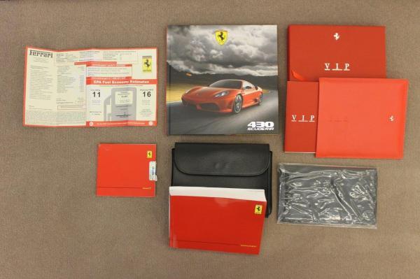 Used 2008 Ferrari F430 Scuderia for sale Sold at Bugatti of Greenwich in Greenwich CT 06830 20