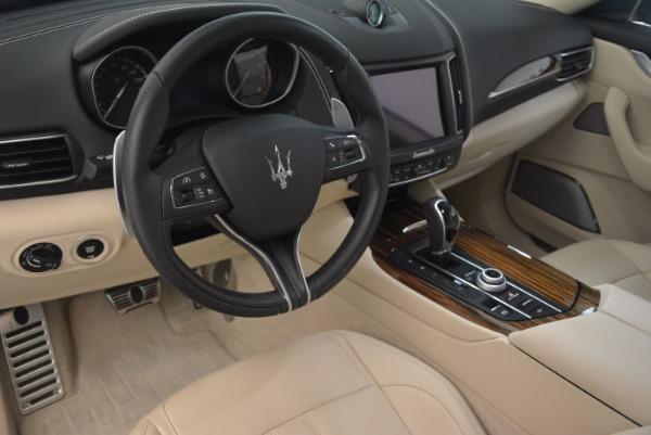 Used 2017 Maserati Levante S for sale Sold at Bugatti of Greenwich in Greenwich CT 06830 13