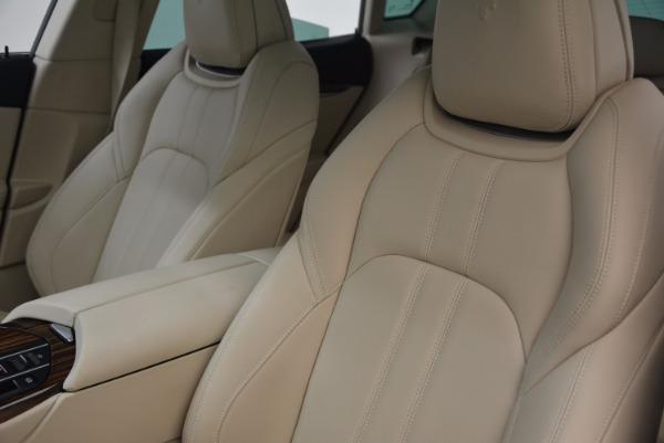 Used 2017 Maserati Levante S for sale Sold at Bugatti of Greenwich in Greenwich CT 06830 15
