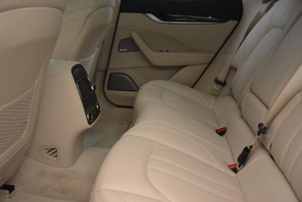 Used 2017 Maserati Levante S for sale Sold at Bugatti of Greenwich in Greenwich CT 06830 17
