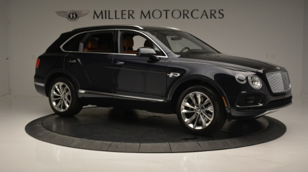 Used 2018 Bentley Bentayga W12 Signature for sale Sold at Bugatti of Greenwich in Greenwich CT 06830 10