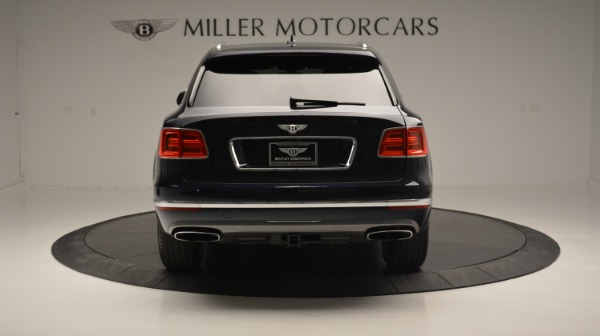 Used 2018 Bentley Bentayga W12 Signature for sale Sold at Bugatti of Greenwich in Greenwich CT 06830 6