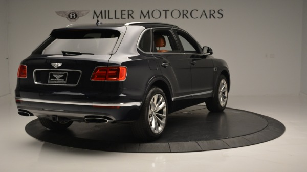 Used 2018 Bentley Bentayga W12 Signature for sale Sold at Bugatti of Greenwich in Greenwich CT 06830 7