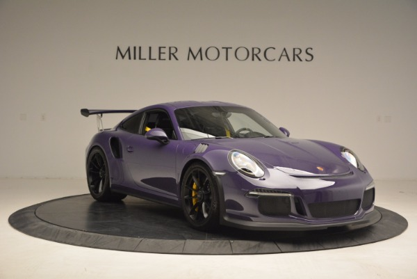 Used 2016 Porsche 911 GT3 RS for sale Sold at Bugatti of Greenwich in Greenwich CT 06830 11