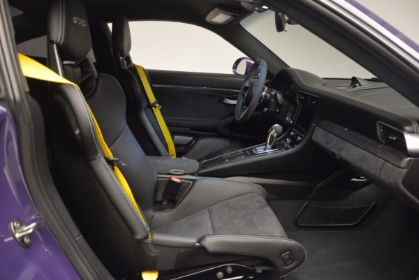 Used 2016 Porsche 911 GT3 RS for sale Sold at Bugatti of Greenwich in Greenwich CT 06830 20