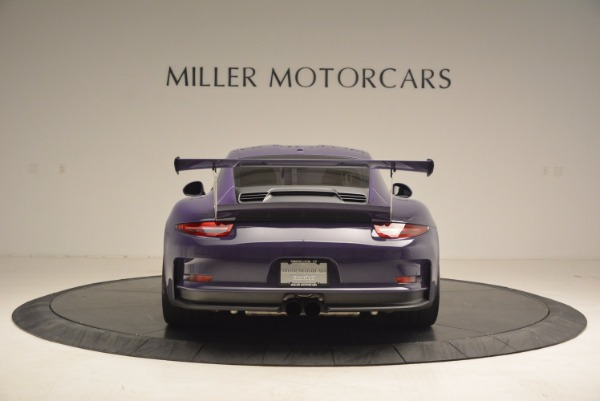 Used 2016 Porsche 911 GT3 RS for sale Sold at Bugatti of Greenwich in Greenwich CT 06830 6