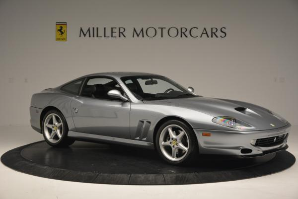Used 1997 Ferrari 550 Maranello for sale Sold at Bugatti of Greenwich in Greenwich CT 06830 10