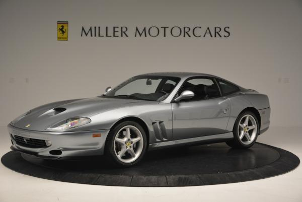 Used 1997 Ferrari 550 Maranello for sale Sold at Bugatti of Greenwich in Greenwich CT 06830 2