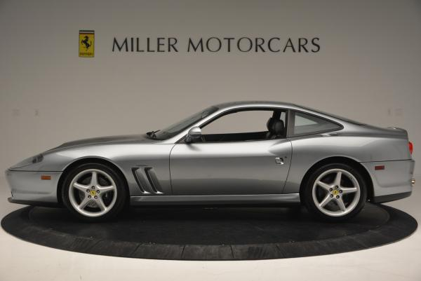 Used 1997 Ferrari 550 Maranello for sale Sold at Bugatti of Greenwich in Greenwich CT 06830 3