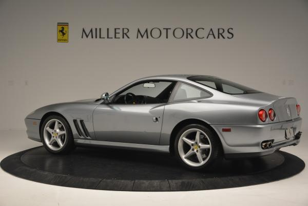 Used 1997 Ferrari 550 Maranello for sale Sold at Bugatti of Greenwich in Greenwich CT 06830 4