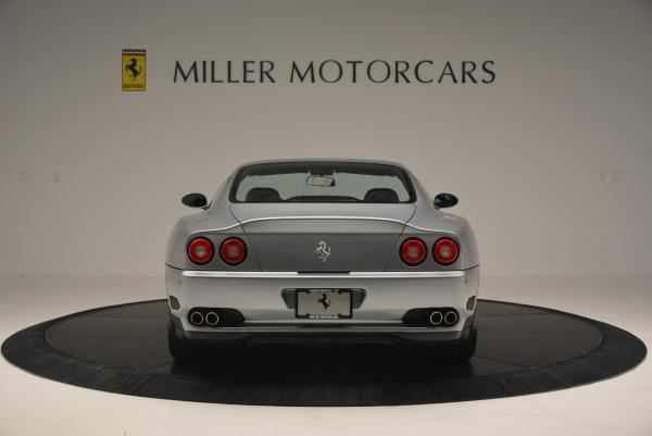 Used 1997 Ferrari 550 Maranello for sale Sold at Bugatti of Greenwich in Greenwich CT 06830 6