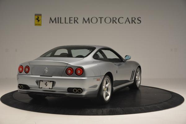 Used 1997 Ferrari 550 Maranello for sale Sold at Bugatti of Greenwich in Greenwich CT 06830 7