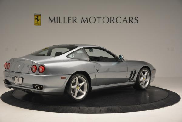 Used 1997 Ferrari 550 Maranello for sale Sold at Bugatti of Greenwich in Greenwich CT 06830 8