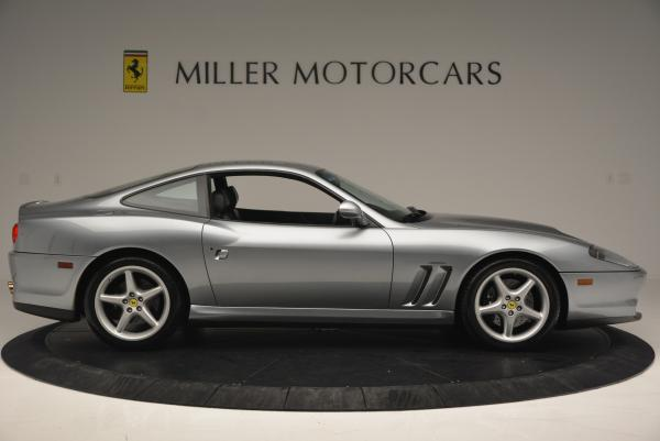 Used 1997 Ferrari 550 Maranello for sale Sold at Bugatti of Greenwich in Greenwich CT 06830 9