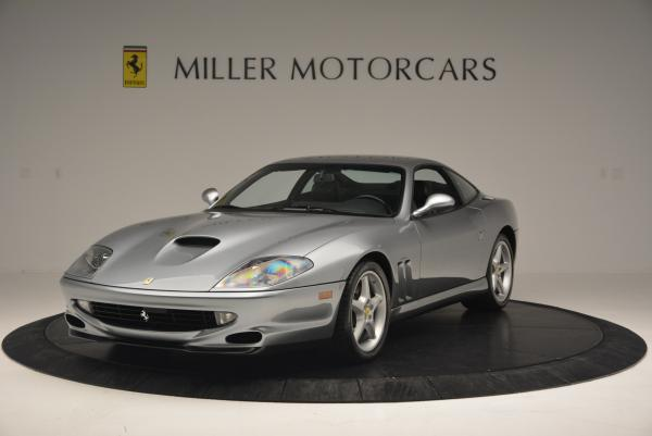 Used 1997 Ferrari 550 Maranello for sale Sold at Bugatti of Greenwich in Greenwich CT 06830 1