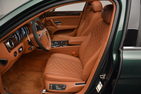 New 2017 Bentley Flying Spur V8 S for sale Sold at Bugatti of Greenwich in Greenwich CT 06830 25