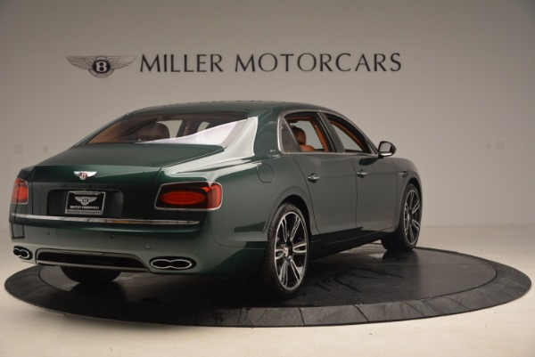 New 2017 Bentley Flying Spur V8 S for sale Sold at Bugatti of Greenwich in Greenwich CT 06830 7