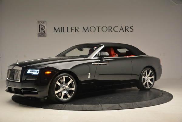 New 2017 Rolls-Royce Dawn for sale Sold at Bugatti of Greenwich in Greenwich CT 06830 16