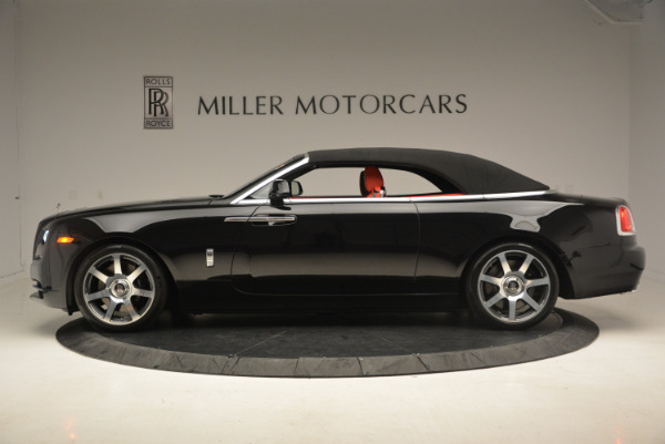 New 2017 Rolls-Royce Dawn for sale Sold at Bugatti of Greenwich in Greenwich CT 06830 19