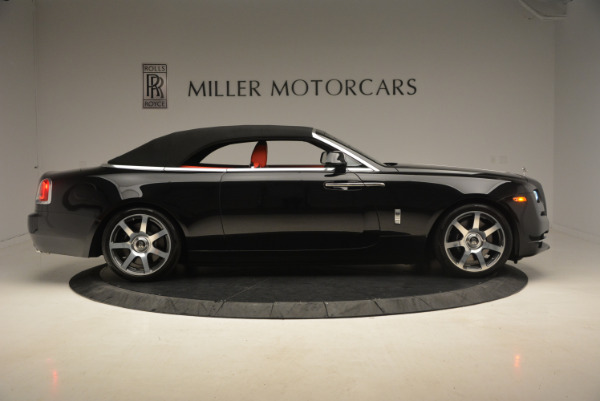 New 2017 Rolls-Royce Dawn for sale Sold at Bugatti of Greenwich in Greenwich CT 06830 26