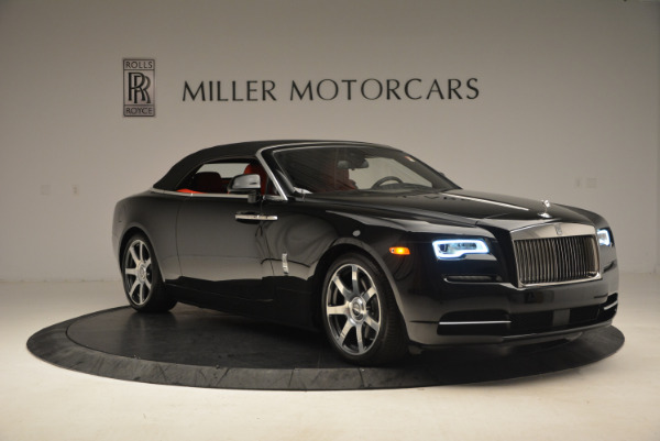 New 2017 Rolls-Royce Dawn for sale Sold at Bugatti of Greenwich in Greenwich CT 06830 28