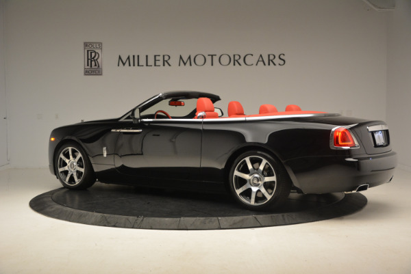 New 2017 Rolls-Royce Dawn for sale Sold at Bugatti of Greenwich in Greenwich CT 06830 5