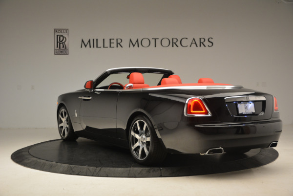 New 2017 Rolls-Royce Dawn for sale Sold at Bugatti of Greenwich in Greenwich CT 06830 6