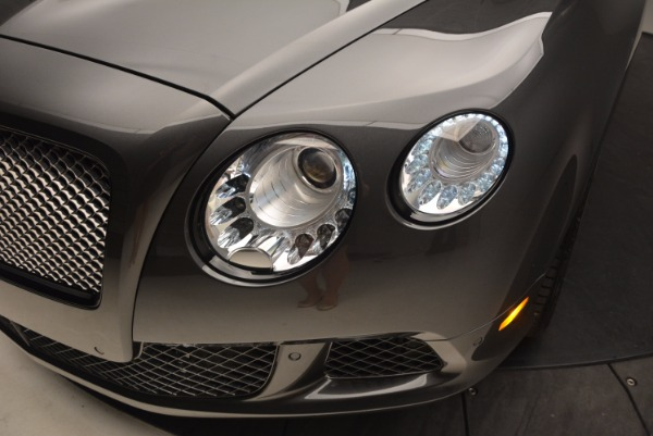 Used 2014 Bentley Continental GT Speed for sale Sold at Bugatti of Greenwich in Greenwich CT 06830 14
