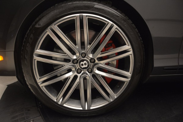 Used 2014 Bentley Continental GT Speed for sale Sold at Bugatti of Greenwich in Greenwich CT 06830 16