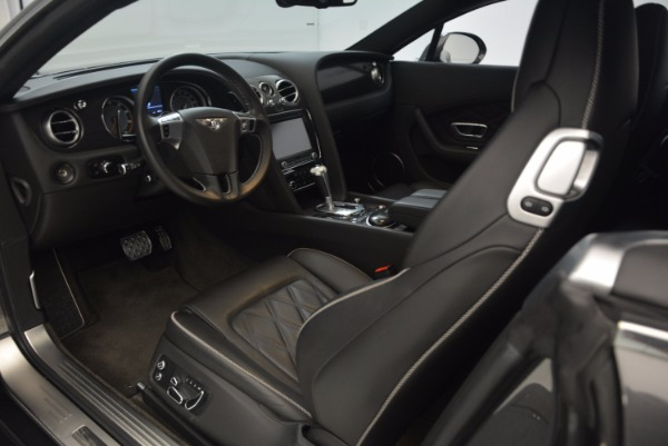 Used 2014 Bentley Continental GT Speed for sale Sold at Bugatti of Greenwich in Greenwich CT 06830 19